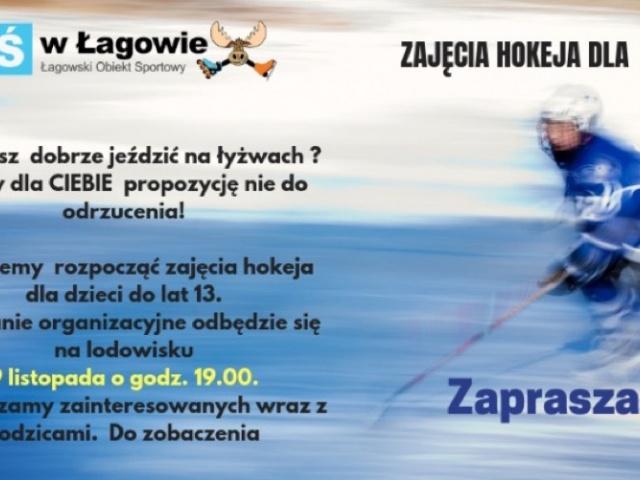 Nabór na Szkółkę Hokeja