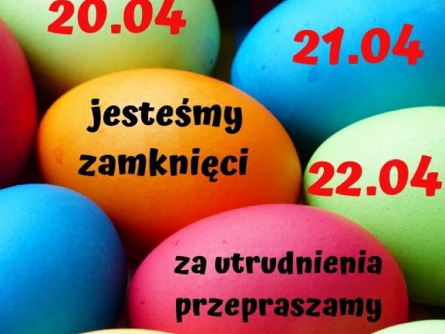 Wesołych Świat Wielkanocnych