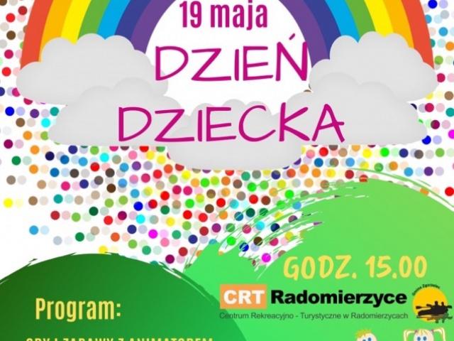 Radomierzycki Dzień Dziecka