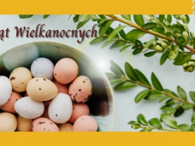 Wesołych Świąt Wielkanocych